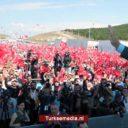 Feest in Turkije: Erdoğan opent gloednieuwe snelweg en ultramodern staatsziekenhuis (FOTO'S)