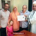 Franse vrouw bekeert zich tot de Islam in Turkije