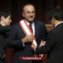 Japan eert Turkije met hoogst mogelijke medaille
