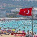 Nieuw toeristenrecord voor Antalya