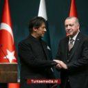 Pakistan bedankt Turkije en China