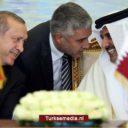 Qatar investeert 22 miljard dollar in Turkije