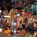 Toeristen en vooral Israëliërs gek op shoppen in Turkije