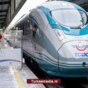 Turkije werkt aan nieuwe hogesnelheidslijn: reisduur van 12 naar 2 uur