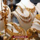 Turkije verdient miljarden aan export sieraden