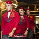 Turkish Airlines steekt cabinepersoneel in nieuw jasje
