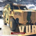 Turks leger ontvangt binnen maand veel nieuwe pantservoertuigen
