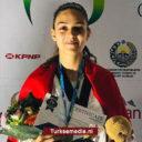 Turkse Zehra verovert wereldtitel taekwondo