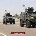 Turkse legervoertuigen voor Oezbekistan