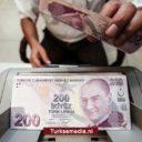 Turkse schatkist boekt aanzienlijk overschot