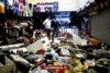 Winkeliers bedanken Erdoğan voor renteloze leningen na noodweer Istanbul