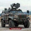 Eerste Europese klant voor tactisch Turks defensievoertuig