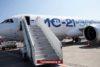 Russisch passagiersvliegtuig debuteert in Turkije