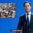 Rutte reageert op klachten Turkije over EU-vluchtelingendeal