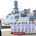 Turkije neemt zelfgebouwd marineschip in gebruik, bouwt zelfde voor Pakistan
