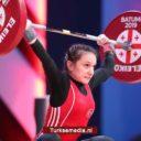 Turkse gewichtheffer verovert wereldtitel in Thailand