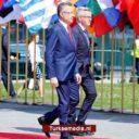 Turkse vicepresident woont herdenking start Tweede Wereldoorlog bij