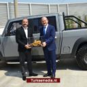 Verrassing: dit is de eerste Turkse pick-up