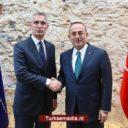 NAVO reageert positief op Missie Vredesbron Turkije in Noord-Syrië