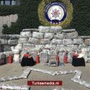 Turkse politie maakt korte metten met internationale drugsbende