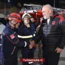 Albanië bedankt Turkije voor hulpverlening na aardbeving: 'Machtig land'