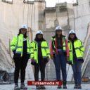 De Turkse vrouwen achter de hoogste boogdam van Turkije