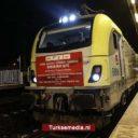 Eerste trein uit China via Turkije naar Europa
