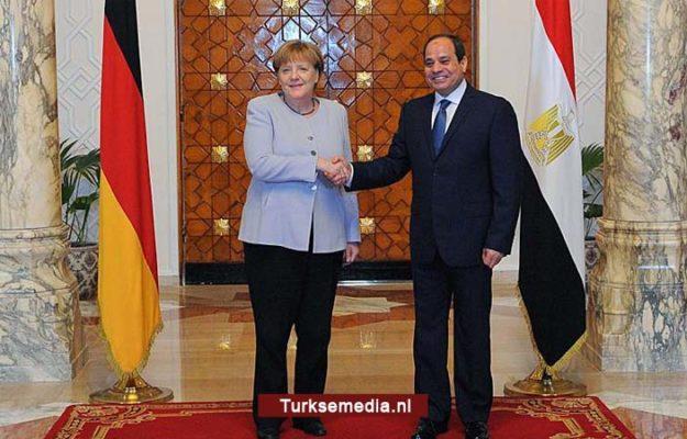 Egypte en VAE grootste wapenklanten Duitsland, Turkije krijgt 'niets'