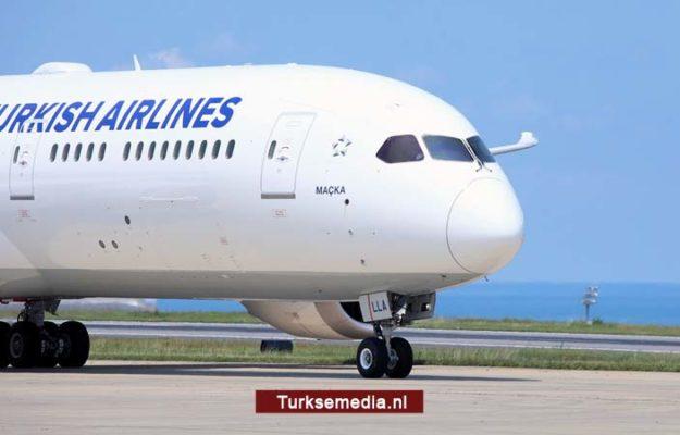 Meer passagiers voor Turkish Airlines