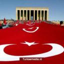 Turkije herdenkt Atatürk