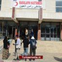 Turkije heropent ziekenhuis in bevrijd Noord-Syrië en verleent medische hulp