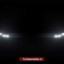 Dit zijn de koplampen van de Turkse auto