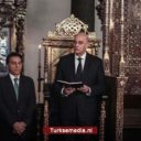 Griekse minister viert kerst in Turkije