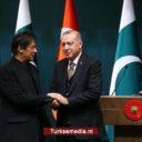 Pakistan bedankt Turkije en waarschuwt de wereld
