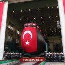Turkije laat nieuwste eigen duikboot te water