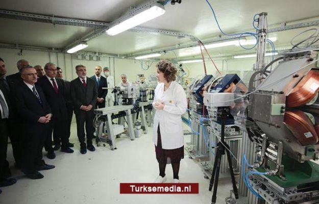 Turkije opent eerste testfaciliteit voor ruimtestraling