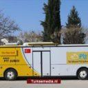 Turkije opent mobiel postkantoor in bevrijde stad in Noord-Syrië