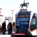 Turkse trams voor Roemenië