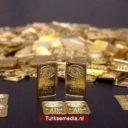 Goudproductie Turkije hoogste ooit
