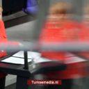 Merkel op uitnodiging naar Turkije