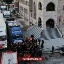 Turken op hun best: massaal hulp naar getroffen Elazığ en Malatya