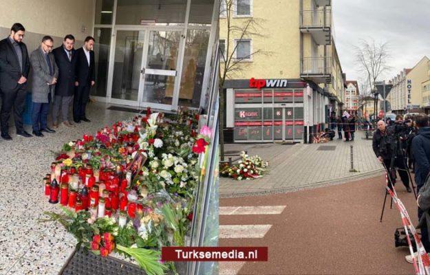 DENK naar getroffen Hanau