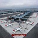 Steeds meer internationale passagiers voor Turkse luchthavens