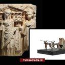 Turkije ontdekt twee gestolen artefacten in VK