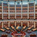 Turkije opent grootste bibliotheek: 4 miljoen boeken
