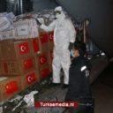 Turkije schoot China snel te hulp; 'Islam bestrijdt haat niet met haat'