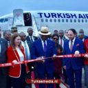 Turkish Airlines opent nieuwe routes