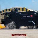 Chili koopt Turkse gepantserde interventievoertuigen