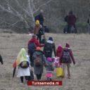 Meer dan 100.000 vluchtelingen verlaten Turkije
