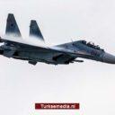 Russisch gevechtsvliegtuig stort neer in Zwarte Zee